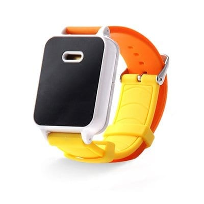Orange Wristband Personal Alarm