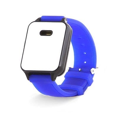 Blue Wristband Personal Alarm