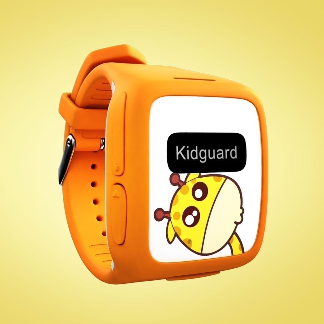 Kid Watch (orange)